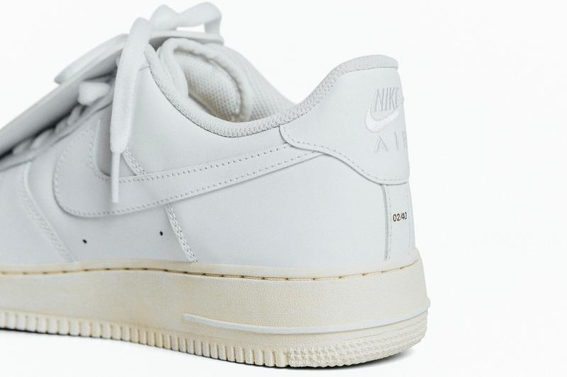 Piet x Nike 全新聯名 Air Force 1 Low「Old Golf Shoes」登場