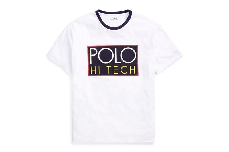 Polo Ralph Lauren 推出全新「Hi Tech」系列
