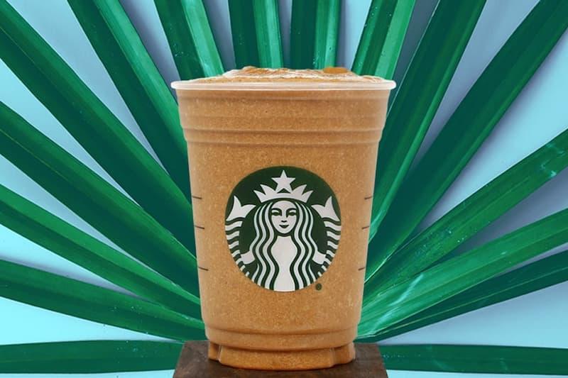 Starbucks 推出全新植物蛋白奶飲品系列