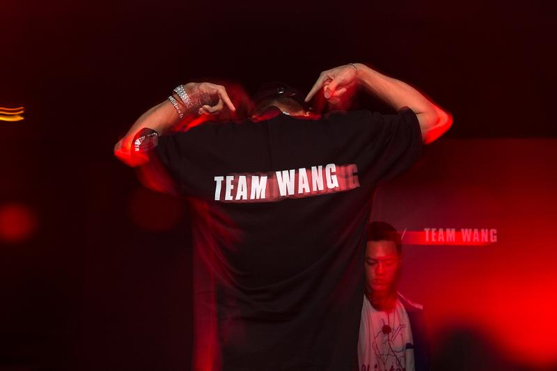 直击王嘉尔 TEAM WANG presented by HYPEBEAST 派對現場