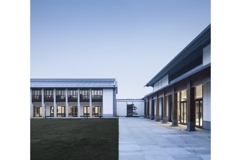 GLA Design 解構四合院重組成「威海國醫院」