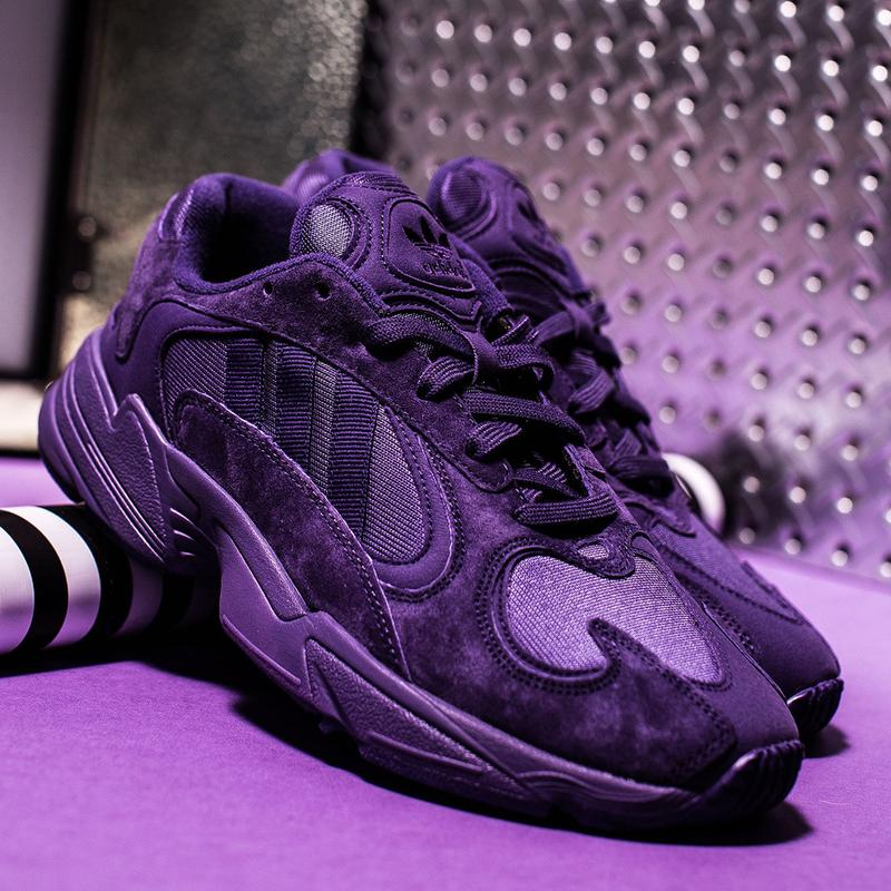 搶先預覽 adidas Originals Yung 1 全新「Triple Purple」配色