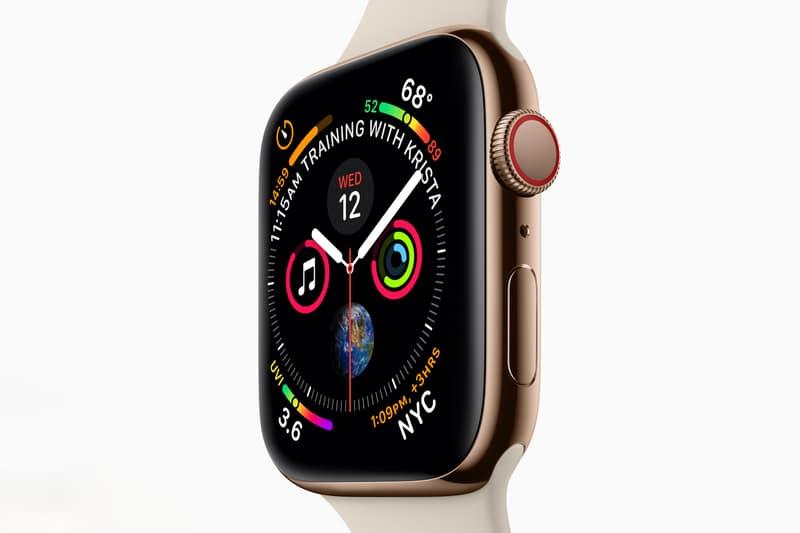 Apple 發佈會- Apple Watch Series 4 全新登場