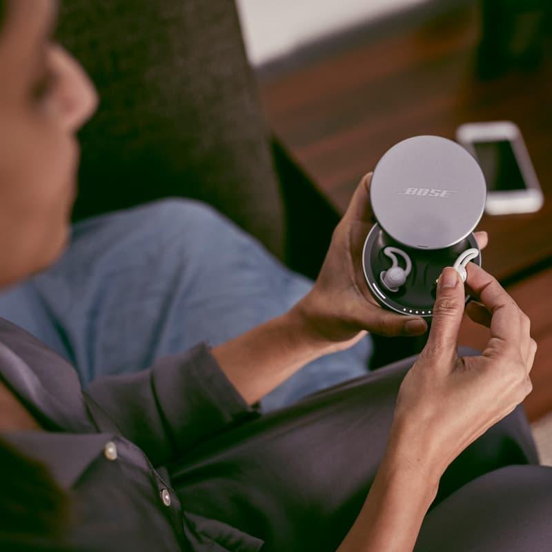 Bose noise-masking sleepbuds™ 遮噪睡眠耳塞正式上架