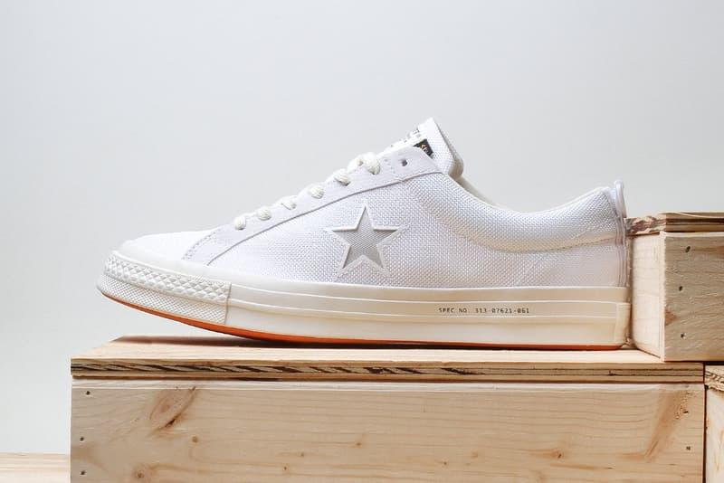 Converse x Carhartt WIP 聯名 One Star 系列即將發佈