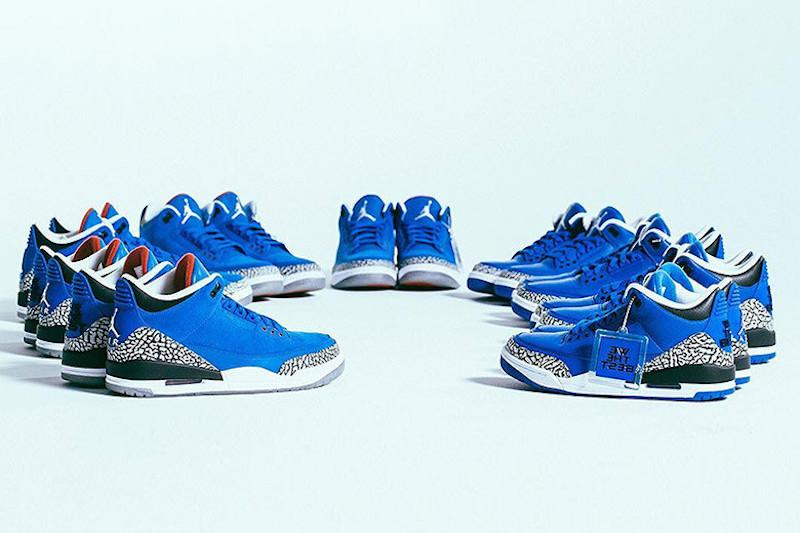 DJ Khaled x Air Jordan 3 全新聯名「Father of Asahd」及「Another One」配色正式發佈