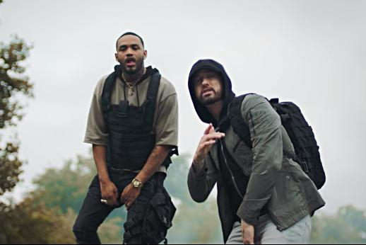 Eminem 新單曲《Lucky You》MV 正式登場