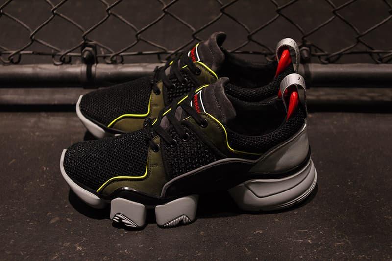 Givenchy x mita Sneakers 聯名 JAW 球鞋正式發佈