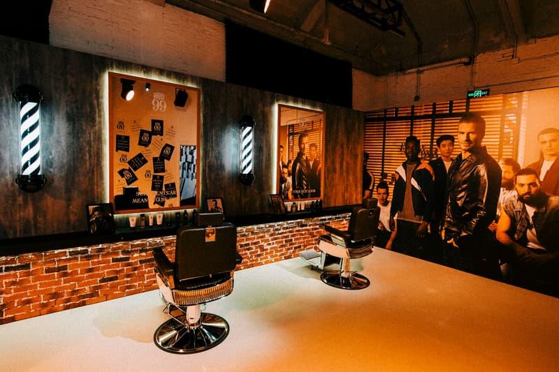 David Beckham 主理全新男士理容品牌 HOUSE 99 正式进驻中国