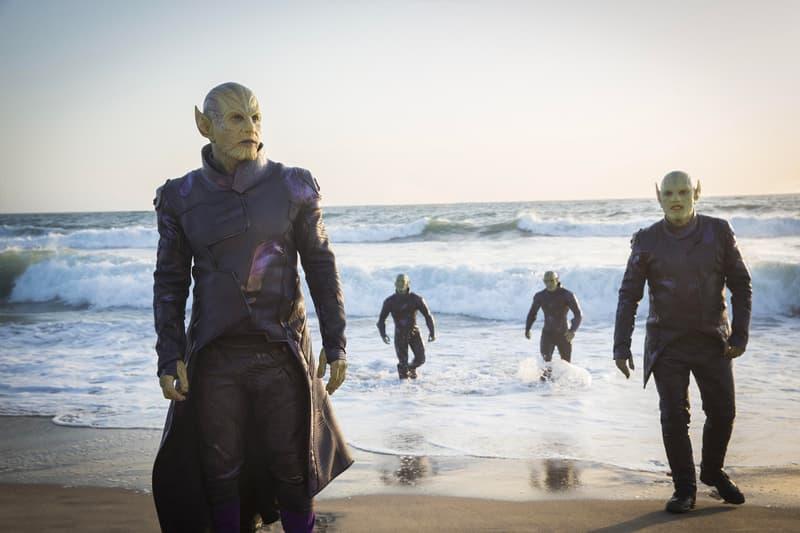 Marvel Studios 釋出更多《Captain Marvel》官方劇照