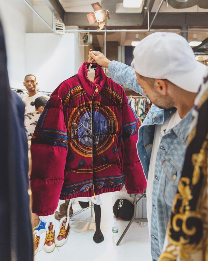 Ronnie Fieg 預告 KITH x Versace 最新聯名企劃
