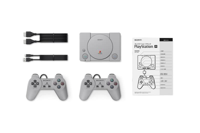 初代回歸-Sony 宣佈推出重塑版遊戲主機「PlayStation® Classic」