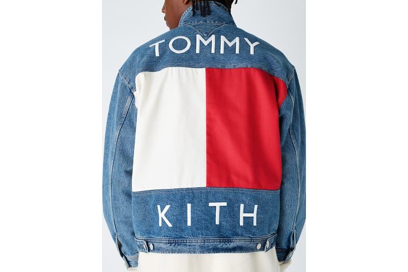 KITH x Tommy Hilfiger 2018 秋冬聯名系列 Lookbook