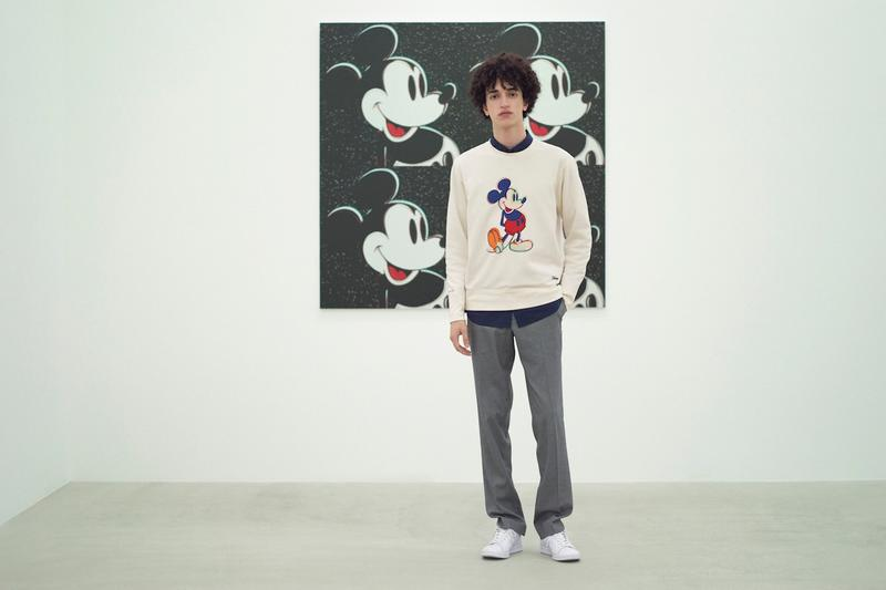 UNIQLO UT 特別打造 Mickey Mouse & Andy Warhol 誕生 90 年特別系列