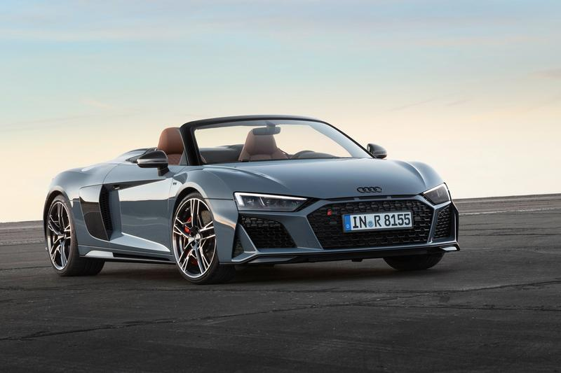 Audi R8 將於明年迎來全新升級版本