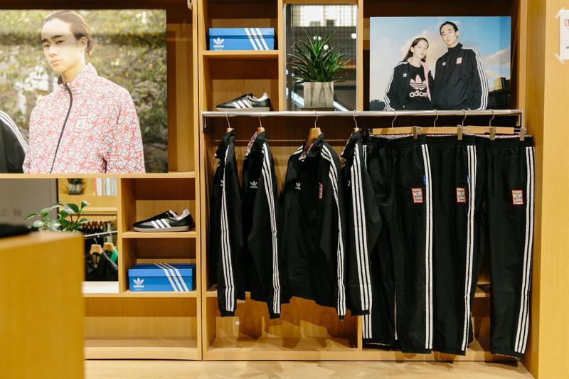 adidas Originals by have a good time 聯名系列上海 Pop-Up 活動回顧