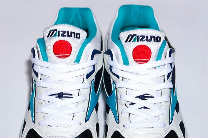 Mizuno x BEAMS 全新聯名「Sky Medal Beams」別注鞋款