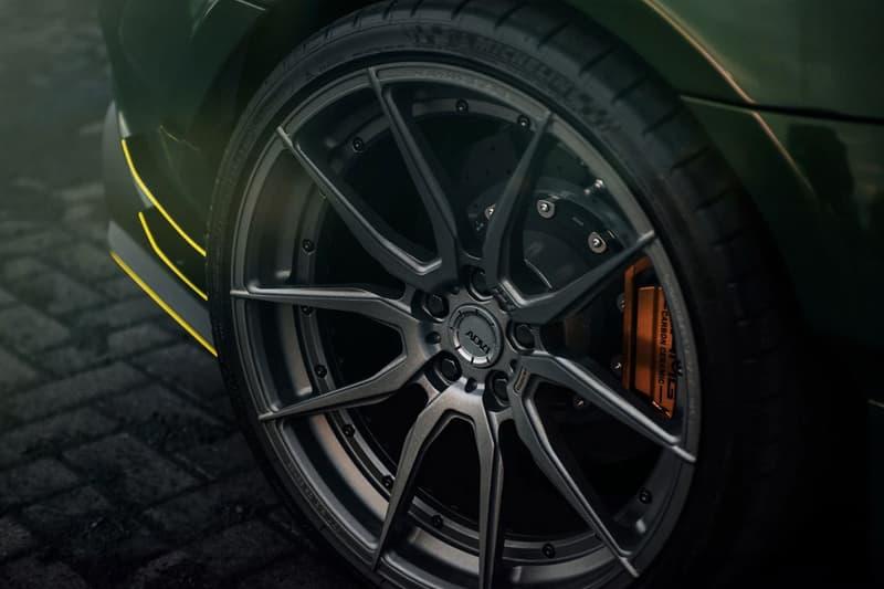 Fostla 全新 Mercedes-AMG GT S 改裝版本發佈