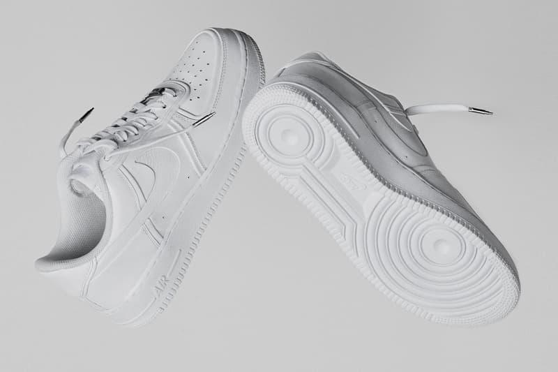 John Elliott x Nike 聯名 Air Force 1 即將正式發售