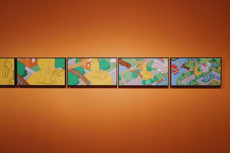 走進本土藝術家张权全新個人展覽「遊樂園」
