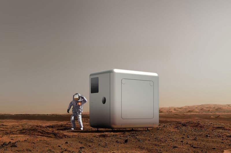 Open Architecture x Xiaomi 合力設計全新火星生活艙