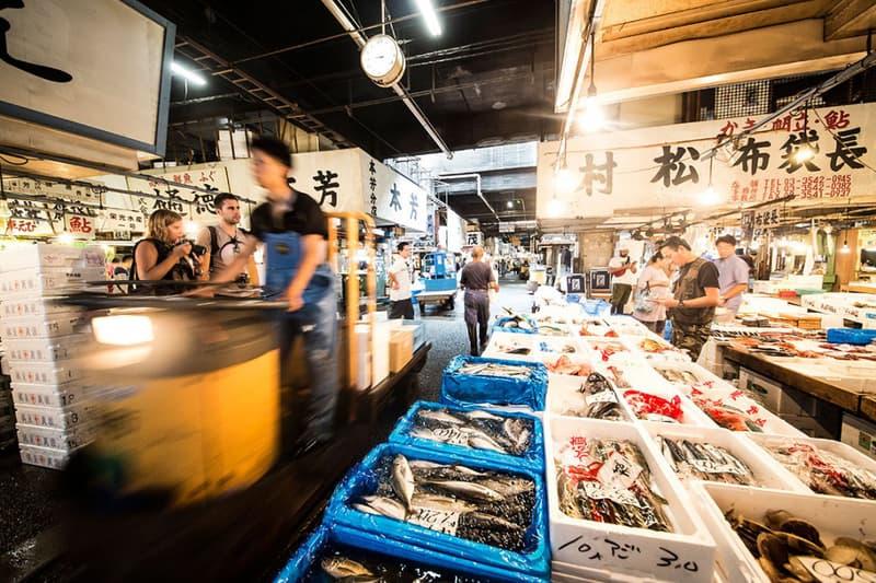 83 年歷史東京築地市場正式結業搬遷