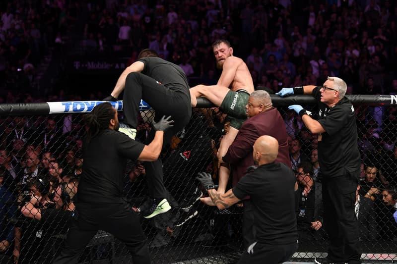 UFC 229 : Khabib vs McGregor 決戰大動亂