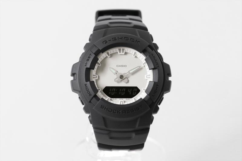 URBAN RESEARCH x G-SHOCK 最新 G-100 限量錶款