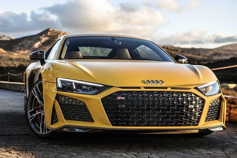 Audi 2019 年式樣 R8 V10 Performance Quattro