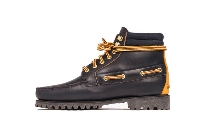 Aimé Leon Dore x Timberland 聯名戶外靴系列即將上架