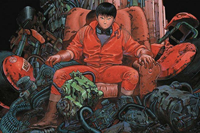 科幻經典漫畫《AKIRA 阿基拉》最新 2018 年版本正式發售