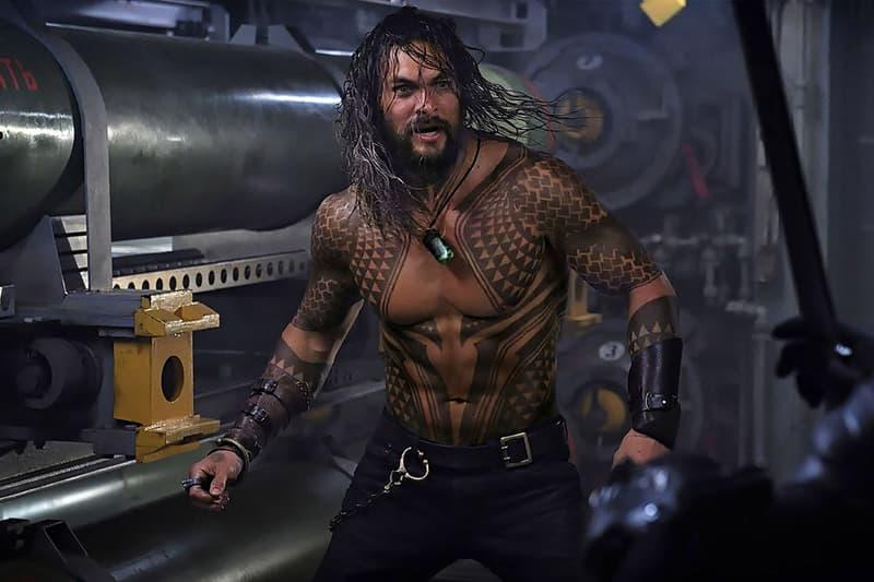 DC 英雄電影《Aquaman》首映會大獲好評
