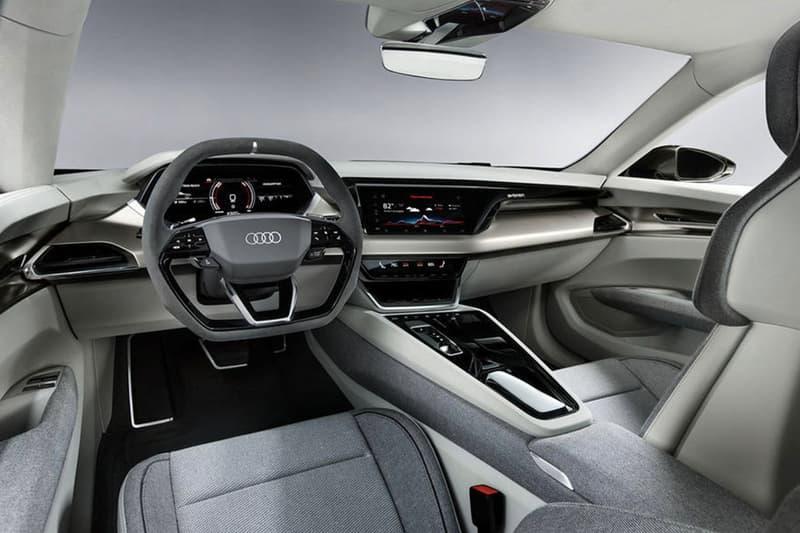 Audi e-tron 電能車系列 GT 概念車正式發佈