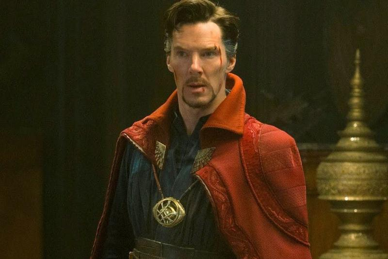 Benedict Cumberbatch 於清淡節目上打趣說 Doctor Strange 無處不在