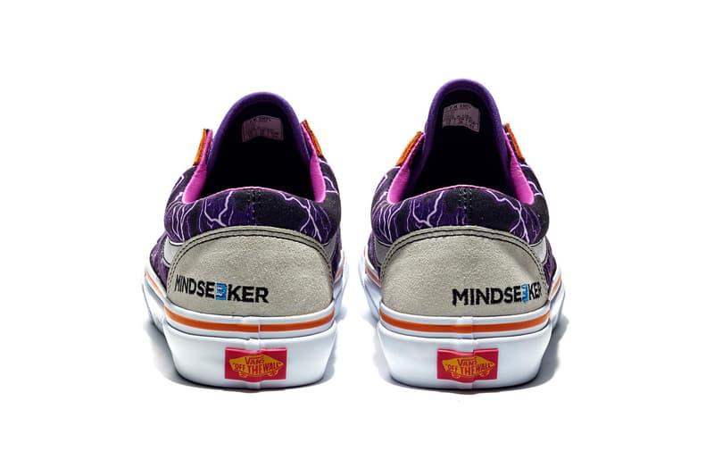 mindseeker x Vans 全新聯名 Old Skool 即將上架