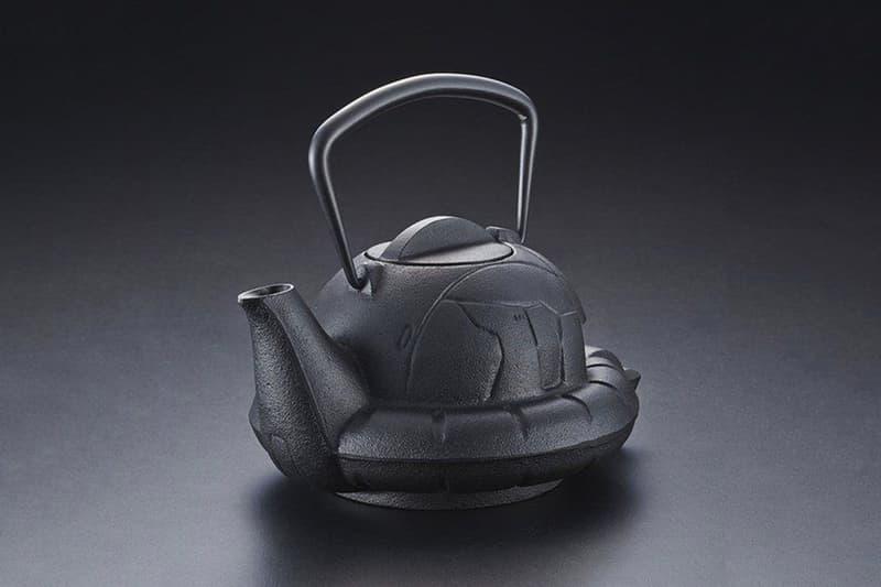 南部鐵器鑄製 ZAKU 頭造型生鐵茶壺