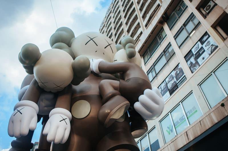KAWS 暗示即將推出「CLEAN SLATE」搪膠玩偶