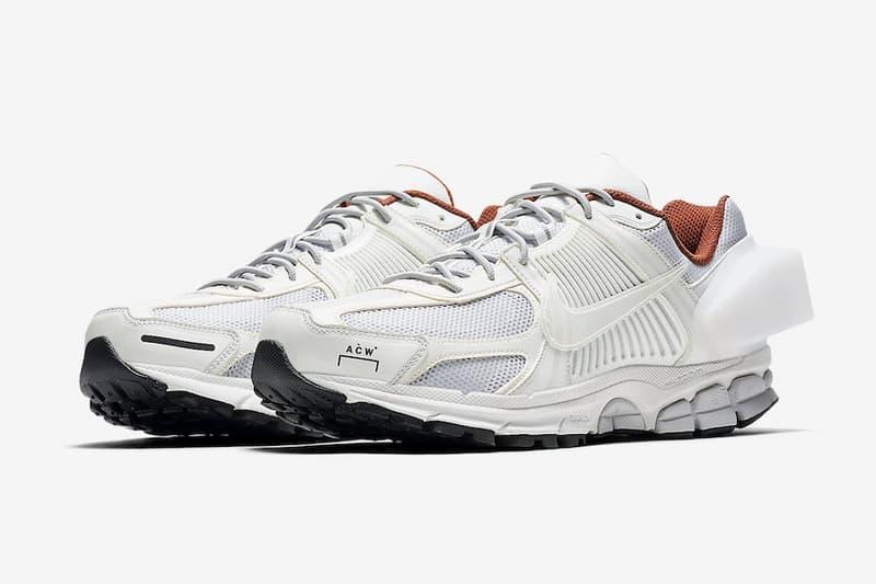 A-COLD-WALL* x Nike 聯名 Zoom Vomero +5 系列官方圖片釋出
