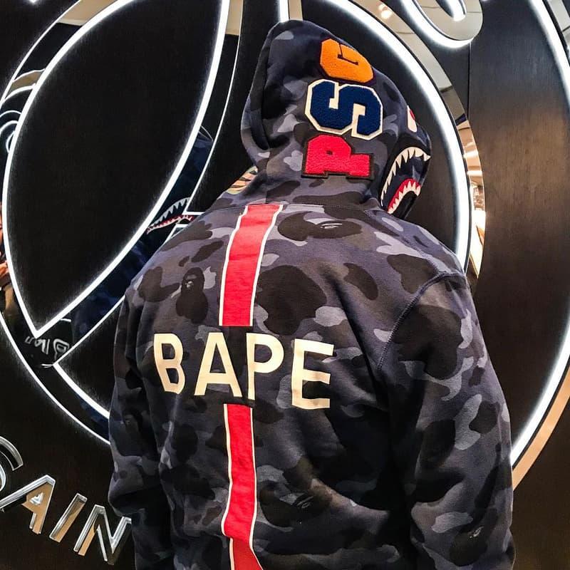 搶先預覽 Paris Saint-Germain x A BATHING APE® 全新聯名企劃