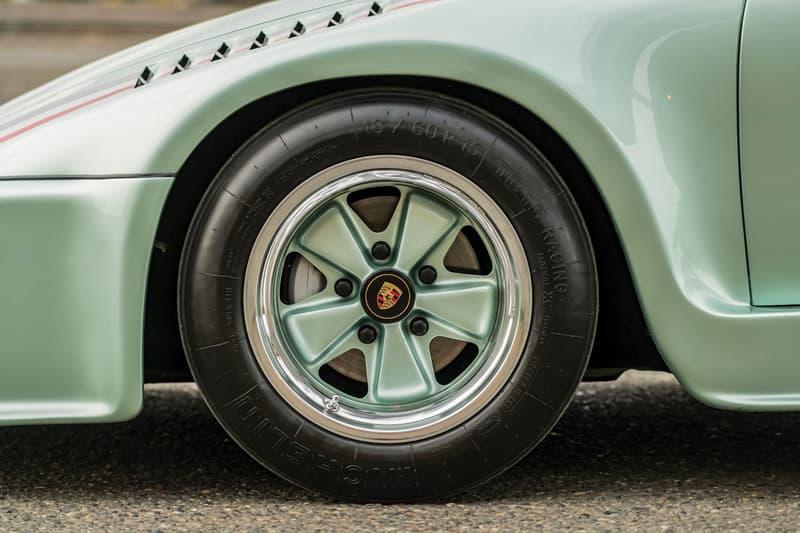 罕有 1976 年 Porsche 935 Gr. 5 Turbo 即將進行拍賣
