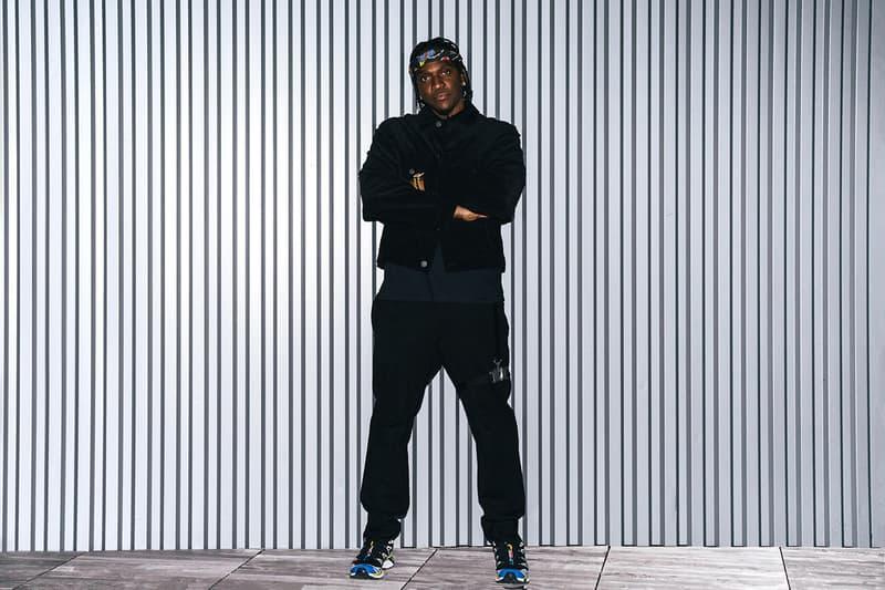 Street Style: Hip-Hop 歌手 Pusha T