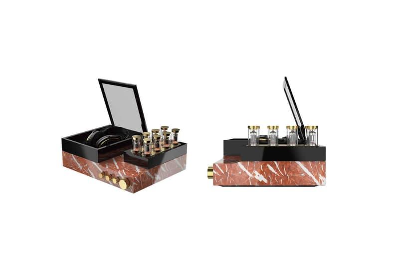 Sennheiser 為傳奇靜電耳機系統 HE 1 推出全新「宮廷紅」及「夜空黑」限量版本