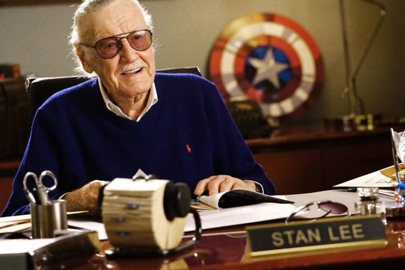 最後遺作-Stan Lee 女兒表示父親生前與她創造一個新角色