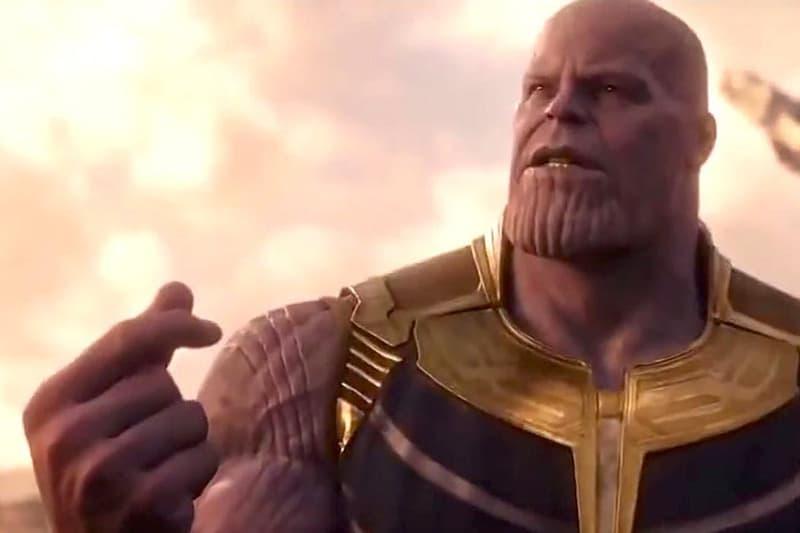 Marvel Studios 正式為 Thanos 彈指手勢提供官方名稱