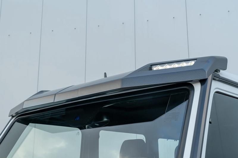 Brabus 打造 G63 全新 4x4² 改裝版本