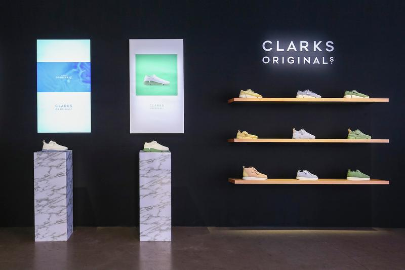 Clarks 全新 2019 春夏系列正式發佈