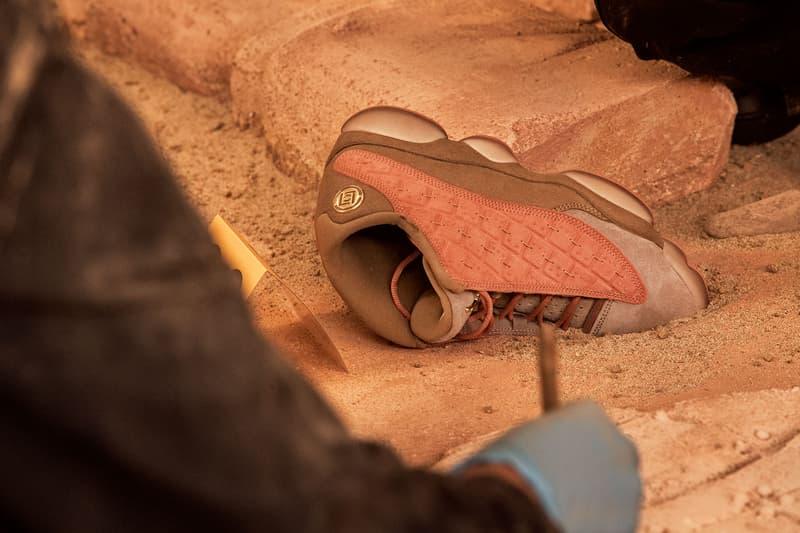 CLOT x Jordan Brand 聯名 Air Jordan XIII 正式發佈