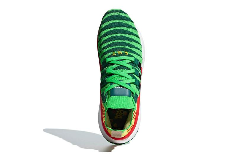 《Dragon Ball Z》x adidas EQT Support ADV「Shenron」發售詳情公開