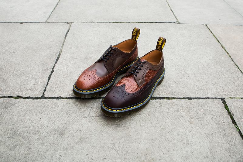 Engineered Garments x Dr. Martens 聯名鞋款限量補貨