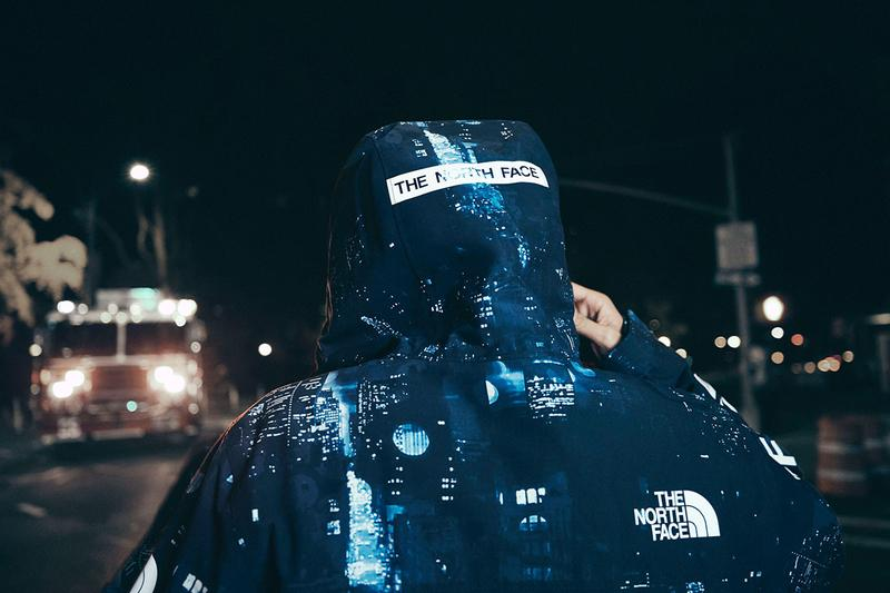 The North Face x Extra Butter 全新「Night Crawlers」聯名系列
